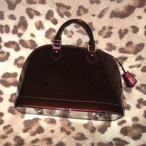 Handbags - Leather handbag